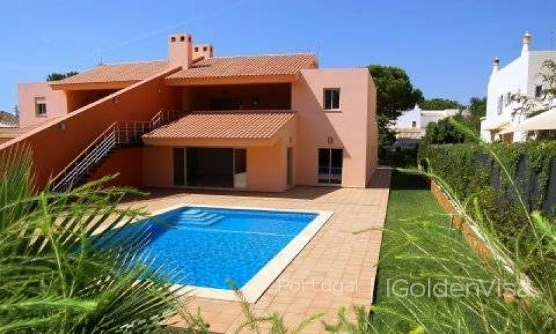 4 Bedroom Villa in Vilamoura