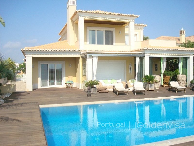 6 Bedroom Villa in Vilamoura